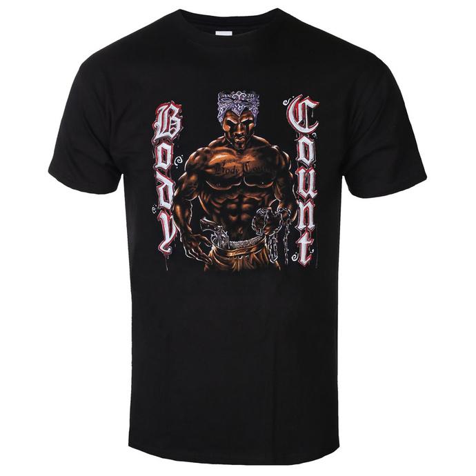 Moška majica Body Count 1992 Cover - Black