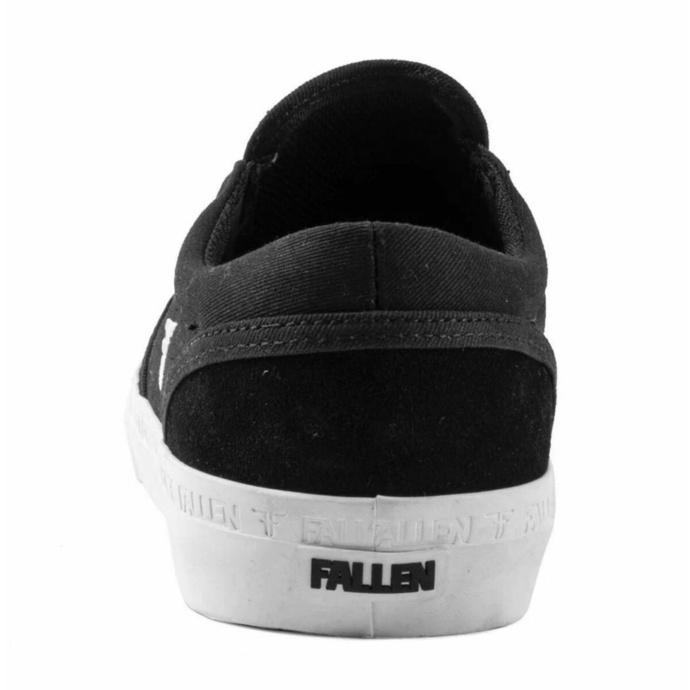 Moški čevlji FALLEN - The Easy- Črna / Bela