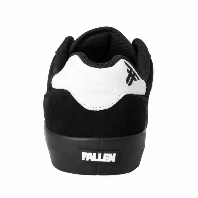Moški čevlji FALLEN - The Goat - Črna / Bela