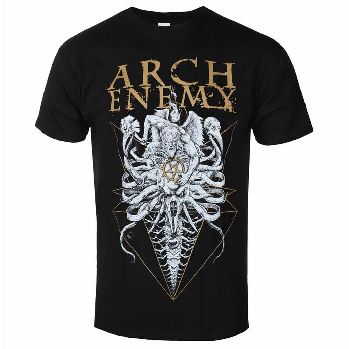 Moška majica Arch Enemy - A Fight Must Win Tour 2019