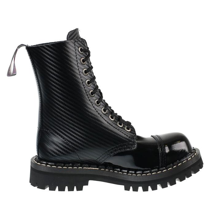 Škornji STEADY´S - 10 vezalnih lukenj