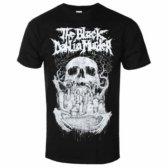 Moška majica Black Dahlia Murder - Into The Everblack - Črna - INDIEMERCH