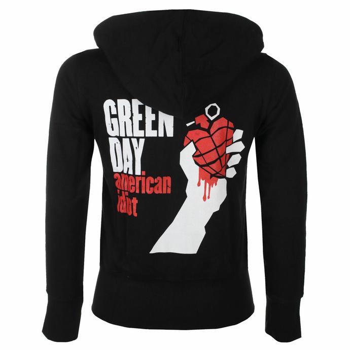 Ženski hoodie Green Day - American Idiot- ROCK OFF