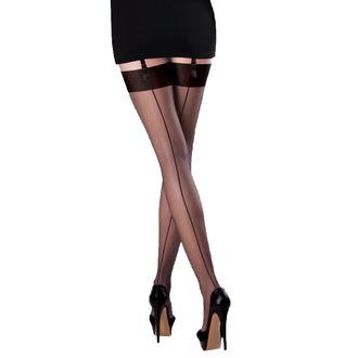 Nogavice LEGWEAR - Smooth knit - Črna, LEGWEAR