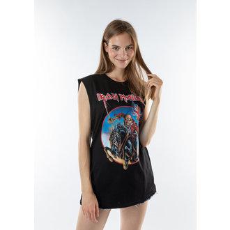 Moška majica brez rokavov (unisex) Iron Maiden - AMPLIFIED, AMPLIFIED, Iron Maiden
