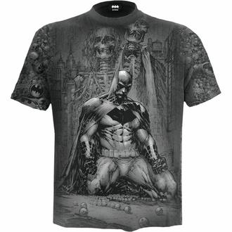 Moška majica SPIRAL - Batman - VENGEANCE WRAP - Črna, SPIRAL, Batman