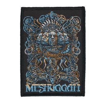 Našitek Meshuggah - 5 Faces - RAZAMATAZ, RAZAMATAZ, Meshuggah