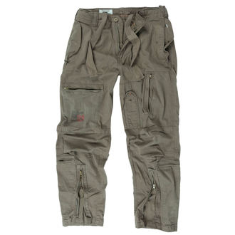 Moške hlače SURPLUS - INFANTRY CARGO - OLIV GEWAS, SURPLUS