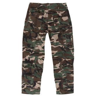 Moške hlače SURPLUS - INFANTRY CARGO - Woodle. GEW, SURPLUS