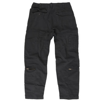 Moške hlače SURPLUS - INFANTRY CARGO - Črna GE, SURPLUS