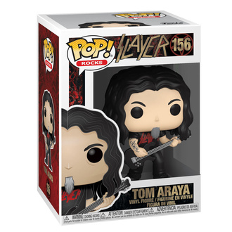 Figura Slayer - POP! - Tom Araya, POP, Slayer