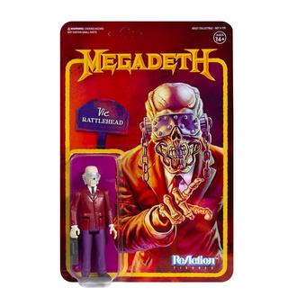 Figura Megadeth - Vic Rattlehead, NNM, Megadeth