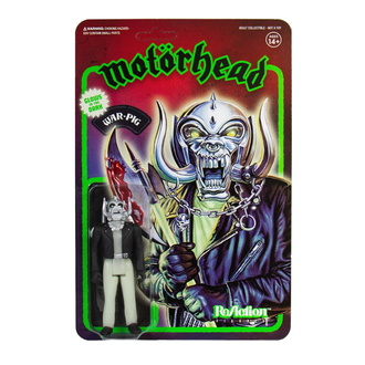Figura Motörhead - Warpig Glow in the Dark, NNM, Motörhead