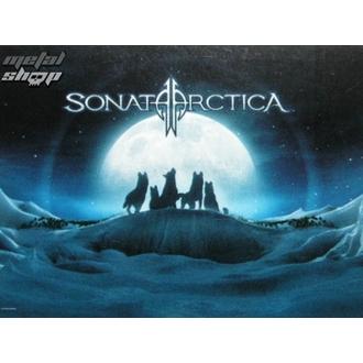 Zastava Sonata Arctica - Iced, HEART ROCK, Sonata Arctica