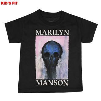 Otroška majica Marilyn Manson - Halloween Painted Hollywood - ROCK OFF, ROCK OFF, Marilyn Manson