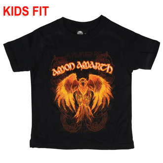 Otroška majica Amon Amarth - Burning Eagle - Metal-Kids, Metal-Kids, Amon Amarth
