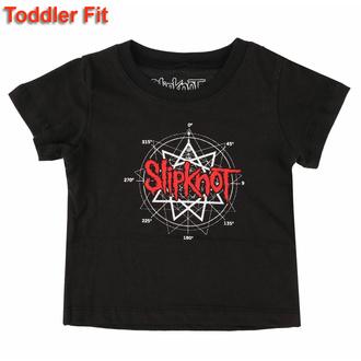 Otroška majica Slipknot - Star Logo - ROCK OFF, ROCK OFF, Slipknot