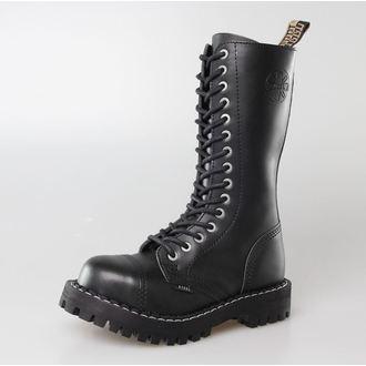 usnje čevlji ženske - - STEEL - 135/136 Črno