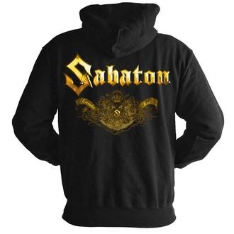 Moška jopa s kapuco Sabaton - Carolus rex platin - NUCLEAR BLAST, NUCLEAR BLAST, Sabaton