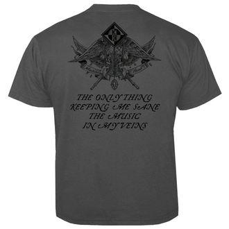 Moška metal majica Machine Head - Clock SIVA - NUCLEAR BLAST, NUCLEAR BLAST, Machine Head