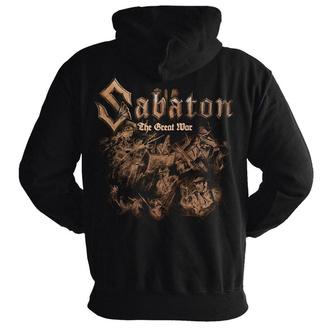 Moška jopa s kapuco Sabaton - TGW Hatching - NUCLEAR BLAST, NUCLEAR BLAST, Sabaton
