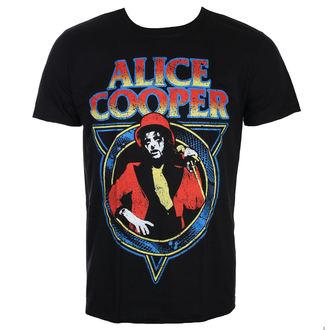 majica kovinski moški Alice Cooper - Snake Skin - ROCK OFF, ROCK OFF, Alice Cooper