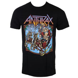 majica kovinski moški Anthrax - Christmas Is Coming - ROCK OFF, ROCK OFF, Anthrax