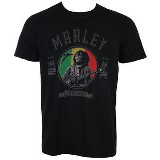 majica kovinski moški Bob Marley - Rebel Music - ROCK OFF, ROCK OFF, Bob Marley