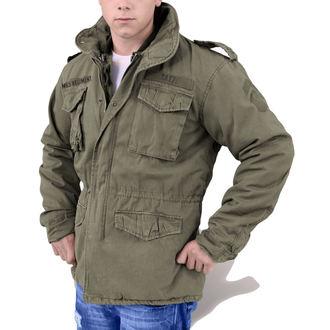 Moška zimska jakna - REGIMENT 65 - SURPLUS, SURPLUS