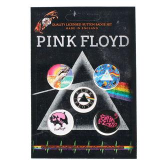 Pin Značke Pink Floyd - RAZAMATAZ - BB007