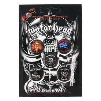 Pin Značke Motörhead - RAZAMATAZ, RAZAMATAZ, Motörhead