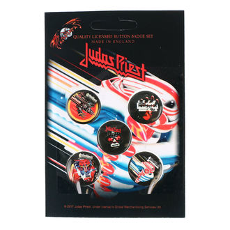 Pin Značke Judas Priest - RAZAMATAZ, RAZAMATAZ, Judas Priest
