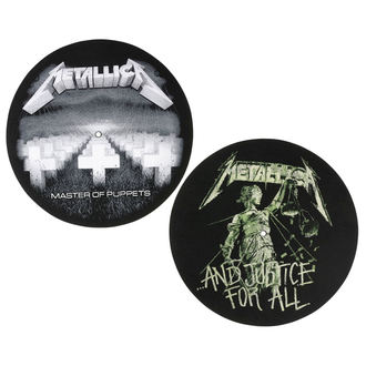 Gramofon Mat - 2 kosov - Metallica - RAZAMATAZ, RAZAMATAZ, Metallica