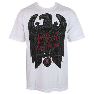 Moška metal majica Slayer - EAGLE SLAYER - METAL MULISHA, METAL MULISHA, Slayer
