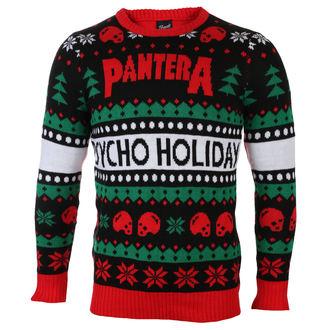 Pulover Moški Pantera - UGLY - BRAVADO, BRAVADO, Pantera