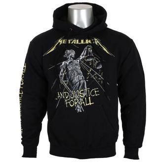 jopa s kapuco moški Metallica - And Justice For All Tracks -, NNM, Metallica