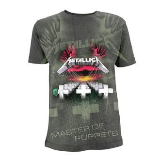 majica kovinski moški Metallica - Master Of Puppets -, NNM, Metallica