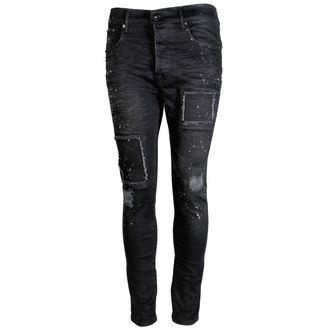 Moške hlače DISTURBIA - BLEACH, DISTURBIA