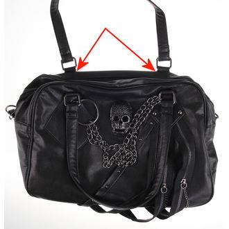 ročna torba (vreča) QUEEN OF DARKNESS - Skulls - ZAŠČITA, QUEEN OF DARKNESS