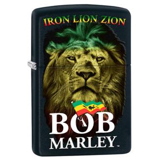 Vžigalnik ZIPPO - BOB MARLEY - NO. 8, ZIPPO, Bob Marley