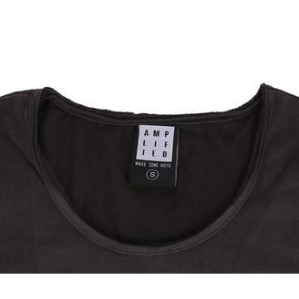 ženska metal majica Misfits - SKULL - AMPLIFIED, AMPLIFIED, Misfits
