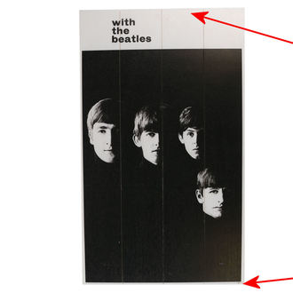 Lesena Slika - The Beatles - A Hard Days Night - PYRAMID POSTERS - POŠKODOVANO, PYRAMID POSTERS, Beatles