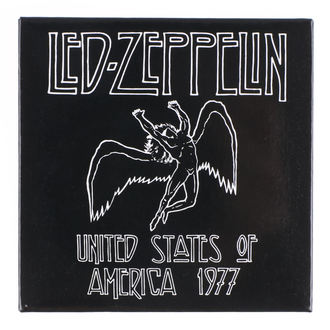 Magnet LED ZEPPELIN - ROCK OFF, ROCK OFF, Led Zeppelin