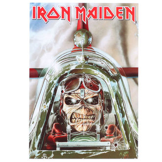 Razglednica Iron Maiden - ROCK OFF, ROCK OFF, Iron Maiden