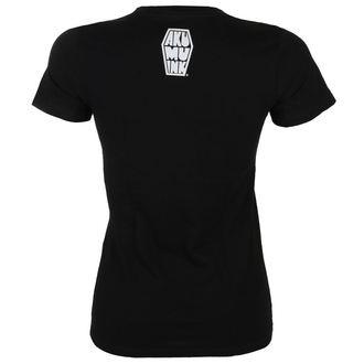 Ženska hardcore majica - Baphomet - Akumu Ink, Akumu Ink