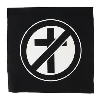Velik našitek Stop krščanstvu, NNM