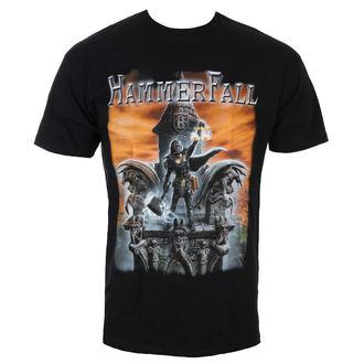 Moška metal majica Hammerfall - Built To Last - NAPALM RECORDS, NAPALM RECORDS, Hammerfall