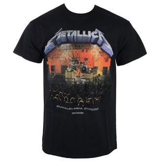 Moška metal majica Metallica - Stockholm 86 -, NNM, Metallica