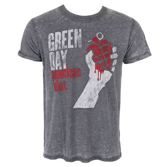 Moška metal majica Green Day - American Idiot Vintage - ROCK OFF, ROCK OFF, Green Day