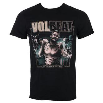 Moška metal majica Volbeat - Seal The Deal Cover - ROCK OFF, ROCK OFF, Volbeat